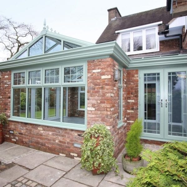 Orangery Extensions in Maghull