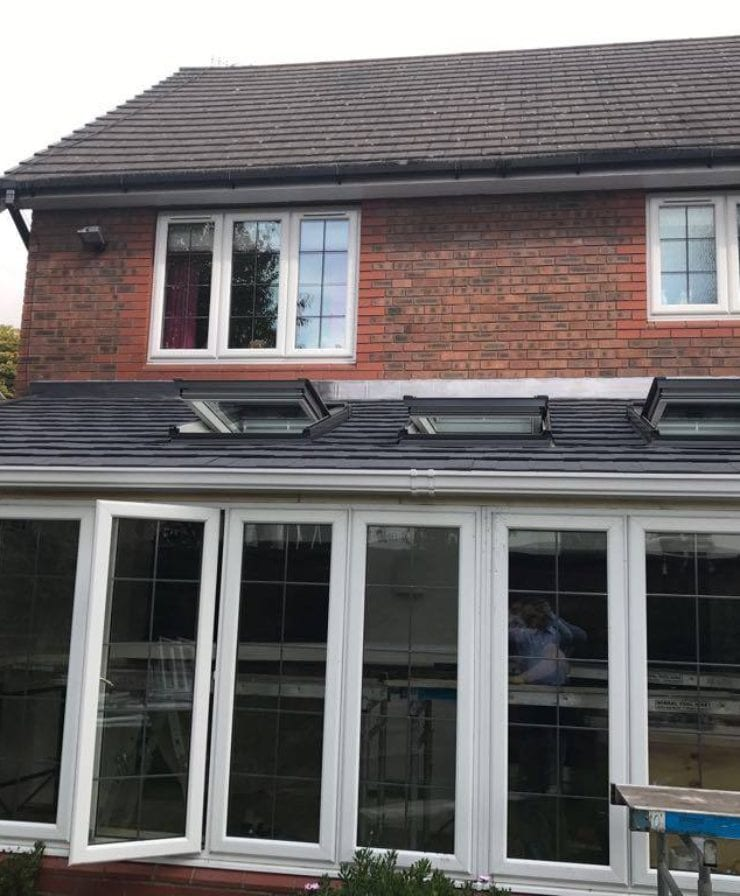 Conservatory Roof Replacement Woolton