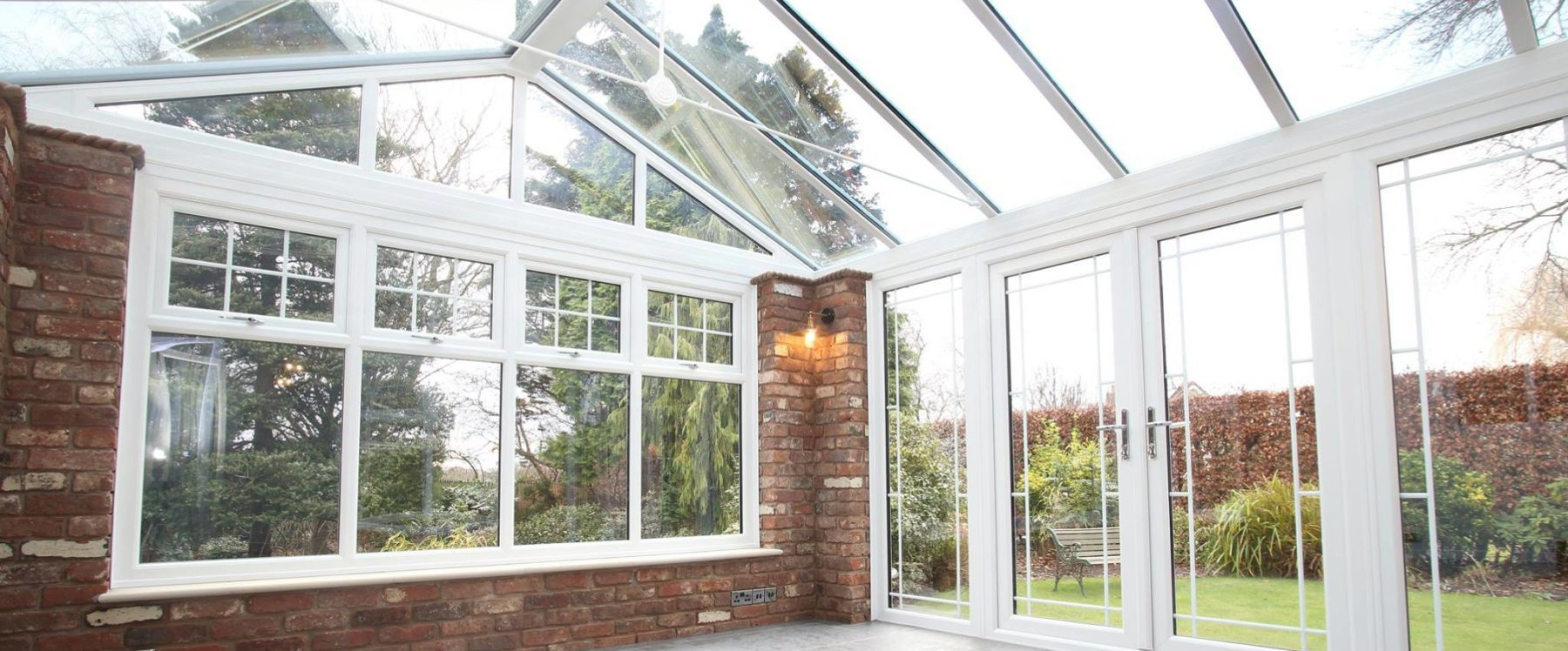 Conservatory in Liverpool