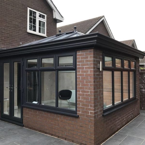 Single storey home extension in Liverpool