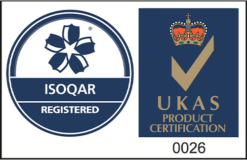 ISQAR Registration logo