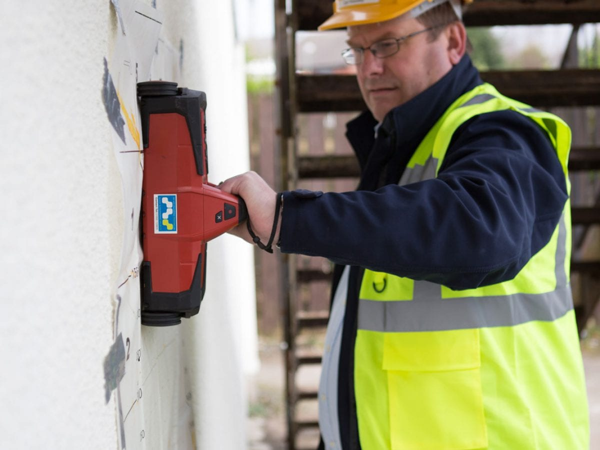 Concrete scanning equipment for hire