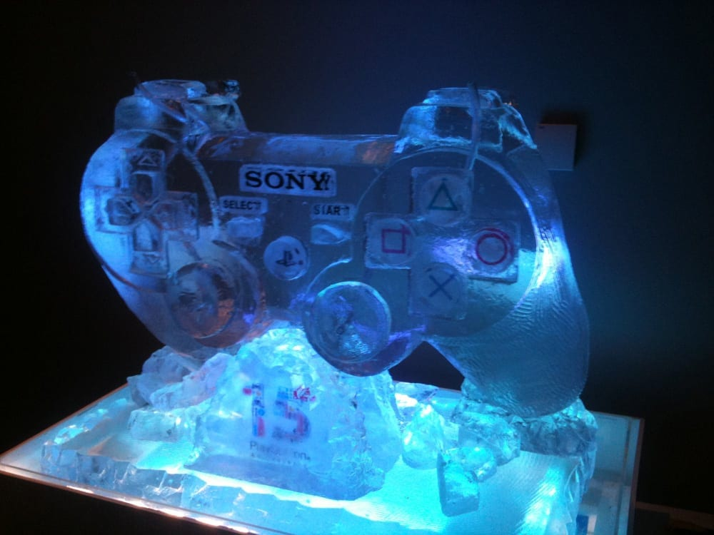 Playstation controller - Vodka Luges and their Many Uses