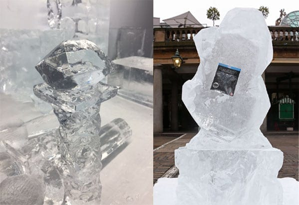 iceicebaby - Glacial Art and HBO - Together Again