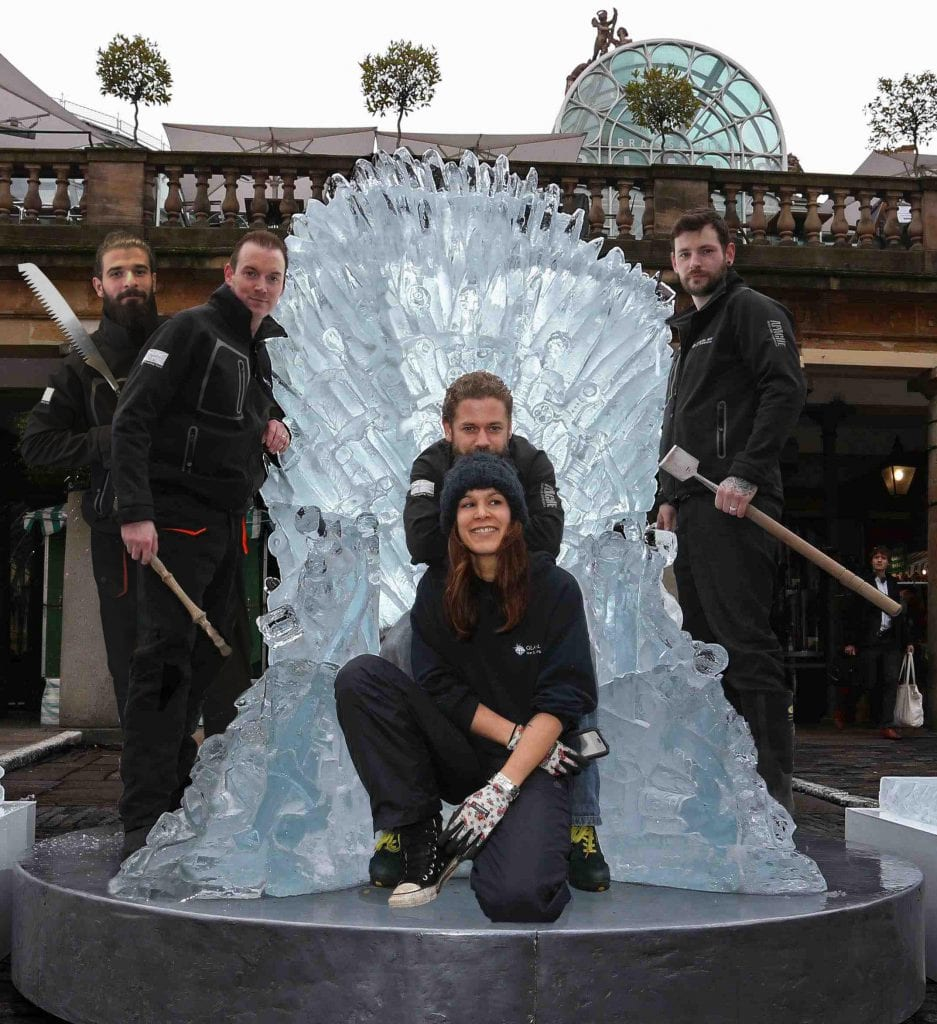 Iron throne Full Team 937x1024 - 10 Years of Glacial Art
