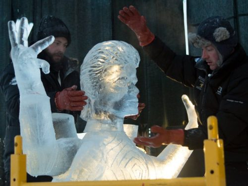 bowie 500x375 - Ice Sculptures 101