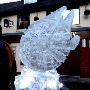 Millenium Falcon 1 300x300 - Legendary Return to the York Ice Trail