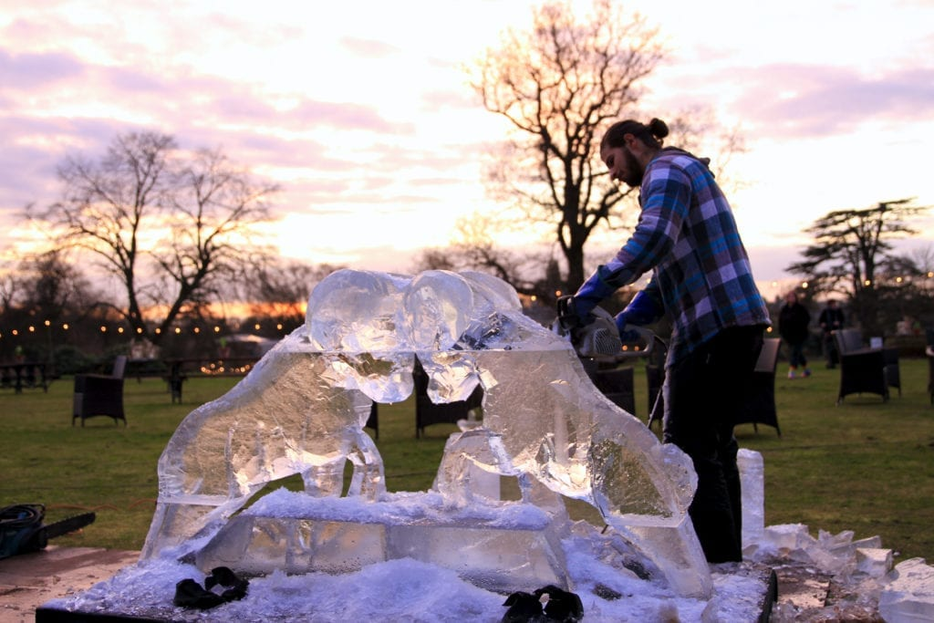Woburn Abbey 157338 1024x683 - Winter 2019-2020 Live Carvings & Ice Trails