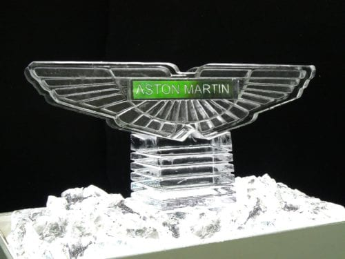 Austin Martin Logo Cropped 500x375 - Ice Sculptures 101