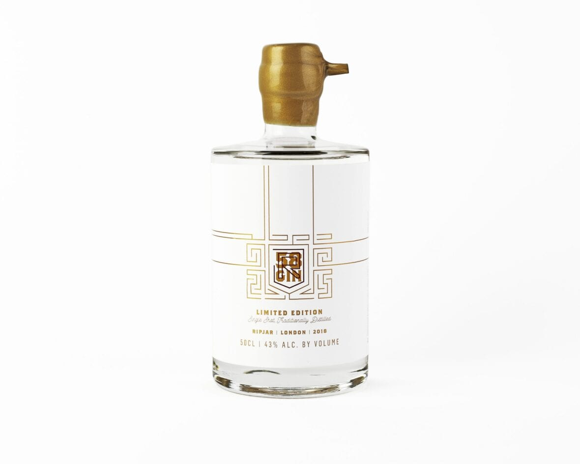 Limited Edition contract gin distillation