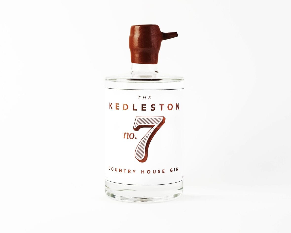 Kedleston no.7 contract gin distillation