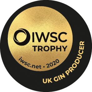 IWSC Trophy - UK Gin Producer 2020